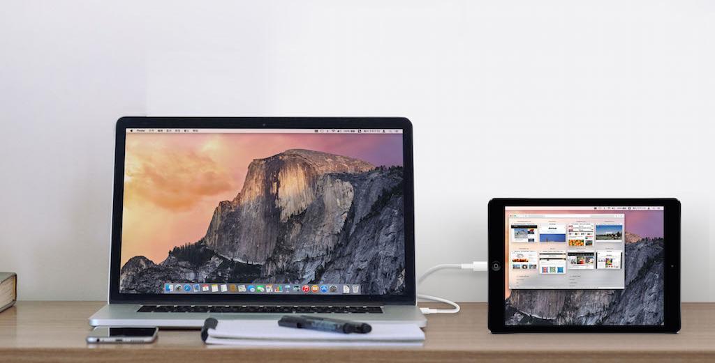 Zamień swój iPad lub iPhone na dodatkowy monitor dużej mocy do komputera