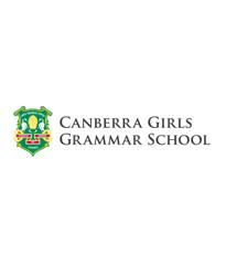 Canaberra Girls Grammar School logo