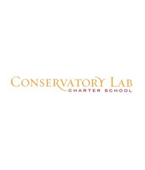 Conservatory lab charter school logo