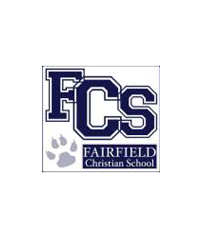 Fcs Fairfield Christian School logo