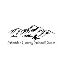 Sheridan Country School District logo
