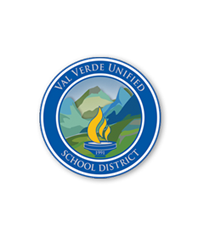 Val Verde Unified School District logo