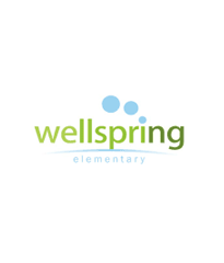Wellspring Elementary logo