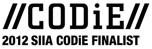 Finalista nagród CODiE 2012