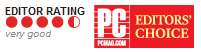 Nagroda redakcji PC Mag Editors' Choice