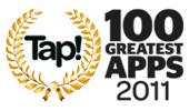 100 najlepszych aplikacji 2011 roku