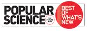 Popular Science, Best of What's New - Najlepsze wśród nowości
