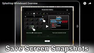 Splashtop Whiteboard pozwoli Ci zwiększyć interaktywność podczas prezentacji